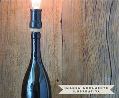 Luminária de Mesa Drunk Edison 48cm - 110V