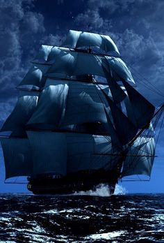 Grand Old Sailing Ships Under Full Sail gaming games images pictures screenshots GameScapes GamingShot concept digital art VistaLore daily pics beauty imagination Fantasy Tall Ships, Moby Dick, Old Sailing Ships, Full Sail, Pirate Life, Sail Away, Set Sail, Water Crafts, Pictures