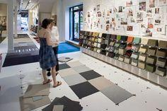 FLOR Stores, USA store design