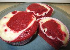 CIY: Red Velvet Cream Cheese Cupcakes