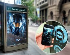 For the Australian launch of the latest edition of the best selling video game franchise, Microsoft has run an NFC-based scavenger hunt that saw limited edition prints being awarded to the first person to tap or scan in at each of 400 out-of-home advertising billboards located around Sydney and Melbourne.