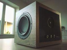 Easy Bluetooth Subwoofer Speaker (80W)
