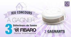 #CONCOURS: 3 détecteurs incendie Fibaro FGSD-002 à Gagner ! - http://blog.domadoo.fr/2015/11/26/concours-3-detecteurs-incendie-fibaro-fgsd-002-a-gagner/