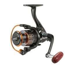 12+1 Ball Bearings Spinning Fishing Reel Left / Right Interchangeable Handle High Speed Fish Reel