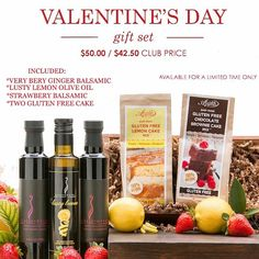 """""""Free shipping on all orders over $40.00. Use coupon code : VDAY  @ checkout.  Offer ends 2/14/16 at midnight.  Visit Calivirgin.com  to purchase"""" @calivirgin_olive_oil"""