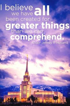 Jeffrey R. Holland, Apostle, The Church of Jesus Christ of Latter-day Saints