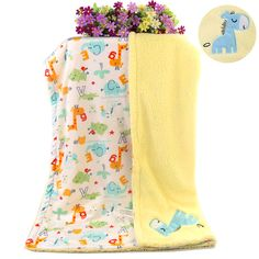 2017 Real Baby Blankets Newborn Cobertor free Shipping High Quality Baby  Blanket Child Super Soft And 2df35e1ad