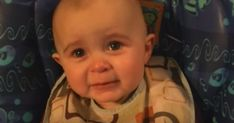 Watching this video brought us to tears! See the emotional response of a ten-month-old baby girl to her mom's beautiful voice: http://gwyl.io/when-mom-started-singing-her-adorable-baby-is-moved-to-tears/ |  When Mom Started Singing, Her Adorable Baby Is Moved To Tears!