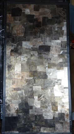 custom Mica panel