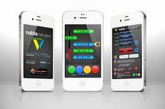 Nabla iPhone App Math Game | Polang DESIGN