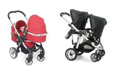 iCandy's latest multi-functional pushchair