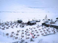Guest Post: 24 Hours in Longyearbyen #Norway #travel #Spitsbergen