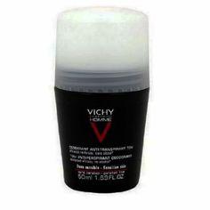 Cildinize bakım uygulayarak dış etkenlere karşı koruma sağlayan, doğal nemini dengede tutan Vichy Terleme Karşıtı 72 Saat Etkili Roll-On Deodorant 50 mL (Erkekler İçin) ürününü kullanabilirsiniz. Diğer Vichy ürünleri için http://www.portakalrengi.com/vichy sayfamızı ziyaret edebilirsiniz. #vichy #vichyurunleri #ciltbakım #bakımurunleri