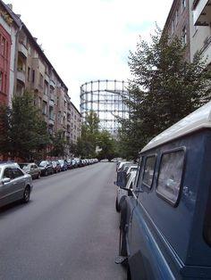 Albertstrasse, Berlin-Schoeneberg