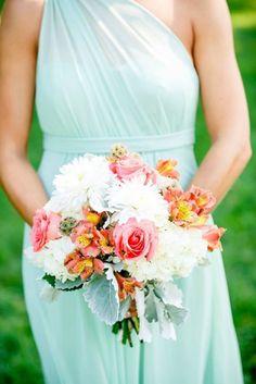 pink and gray wedding | Tumblr