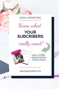 Find out what to do to figure out your subscribers' interests, so you can send them useful content they're going to love!