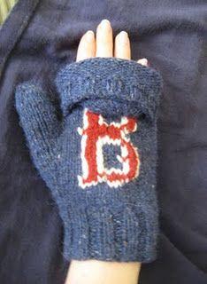 Convertible mittens pattern
