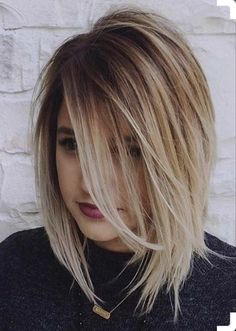 Short Bob Wigs for Women Sale Human Straight Blonde Hair(Color:Seven Colors) Layered Haircuts & Hairstyles Hair Styles 2016, Short Hair Styles, Hair Cut Styles Medium, Hair Medium, Braid Styles, Fine Hair Styles For Women, Medium Length Hair Cuts With Layers, Layered Haircuts Shoulder Length, Haircuts For Medium Length Hair With Bangs