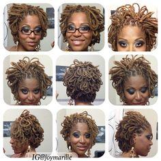 locs locks dreads natural hair loc petals