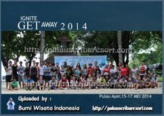 IGNITE at Pulau Seribu | Thousand Islands #pulauseribu