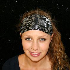 Running Headbands, Sports Headbands, Workout Headband, Yoga Headband, Black Headband, Wide Headband, Athletic Headbands, Fit Women, Boho
