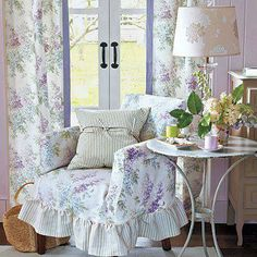 cottage chic...lovely...