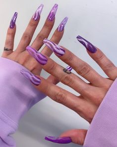 Cute Acrylic Nail Designs, Best Acrylic Nails, Gorgeous Nails, Pretty Nails, Concert Nails, Acylic Nails, Funky Nails, Fire Nails, Minimalist Nails