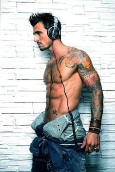 Music Tattoo Designs Labels: Eminem, Male Tattoos, Music Stars Tattoo Tuesday: Trees