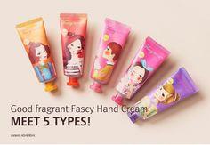 Fascy Moisture Bomb Hand Cream Soft and smoother 40ml Korea Cosmetic 1PC #FASCY