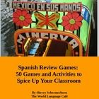 These Spanish review games, activities, and ideas will put the fun back into your classroom.  Teach your students the target language while:  d...