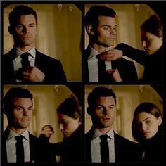 Season 3.  Elijah and Hayley