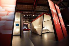 Foscarini | Architetti associati Migliore + Servetto Milano – exhibition, interior design, grafica e architettura