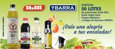 ¡Dale una alegría a tus ensaladas con Ibili e Ybarra!