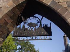 Hogsmeade @ Universal