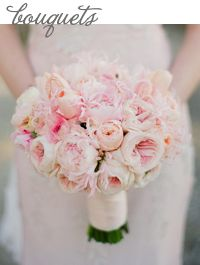 Style Unveiled - Style Unveiled | A Wedding Blog - Romantic 'Pretty in Pink' Bridal Bouquet