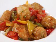 Pollo chino | Narda Lepes
