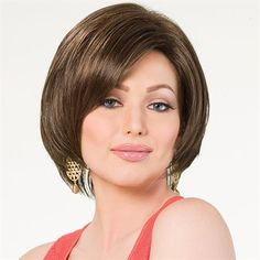 Kendall Wig -  A real show-stopper! Kendall is a smart and sassy, precision crafted page that will work magic for your image. Presented in rich Perfect Colours to give you a youthful glow.