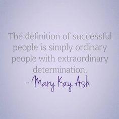 I will succeed!