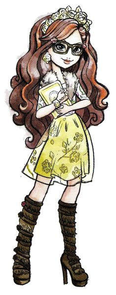 ever after high rosabella beauty fan art - Pesquisa Google