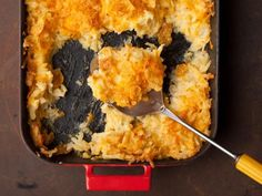 Get Funeral Potatoes (Utah Potato Casserole) Recipe from Cooking Channel