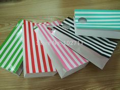 New Standard Stripes Colorful Gift Paper Bags 20105cm Kraft Paper Bag With Handle Gift Candy Paper Bag Wholesale Price |  Buy online New Standard Stripes Colorful Gift Paper Bags 20105cm kraft paper bag with handle gift candy paper bag Wholesale price only US $33.50 US $33.50. This shopping online sellers give you the best deals of finest and low cost which integrated super save shipping for New Standard Stripes Colorful Gift Paper Bags 20105cm kraft paper bag with handle gift candy paper…