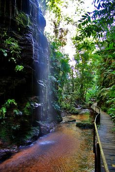 Cachoeiras da Pedra Caída in Maranhão, Brazil (by deltafrut).