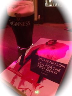 Pure Irish: Silk and a pint of smooth black