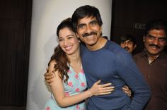 Bengal Tiger movie success meet gallery