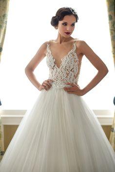 Vestido Solaine Piccoli coleção 2014 Looking for Love #wedding #weddingdress #bride #noiva #vestidodenoiva #casamento #love #luxo #amor