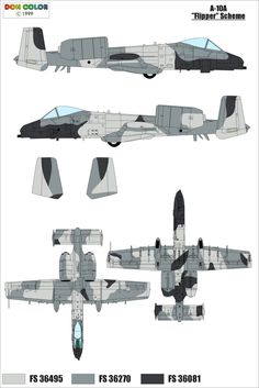 Image result for a 10 warthog paint schemes