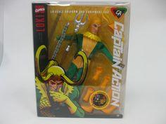 Marvel Comics Loki Captain Action Outfit & Equipment 1:8 Figure Hawkeye Tunic  #CaptainAction