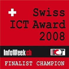 Due to our professional public relations work we helped Ergon Informatik to win the SwissICT Champions Award 2008.