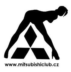 mitsubishi logo black. mitsubishi logo dotaz triko klubov zleitosti frum klub cars pinterest evo and eclipse black