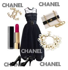 """""""chanel"""" by francyfra80 on Polyvore"""